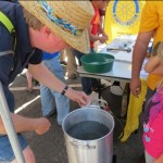 Water purification at the Stroll