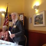 Pam Jones, District Foundation Chair